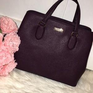 🎀 NEW Beautiful Kate Spade Purple Bag 🎀